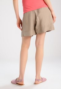 Spring Maternity - Shorts - khaki - 2