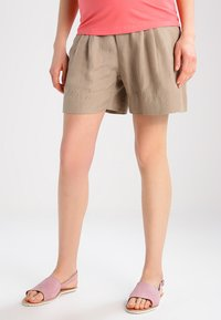 Spring Maternity - Shorts - khaki - 0