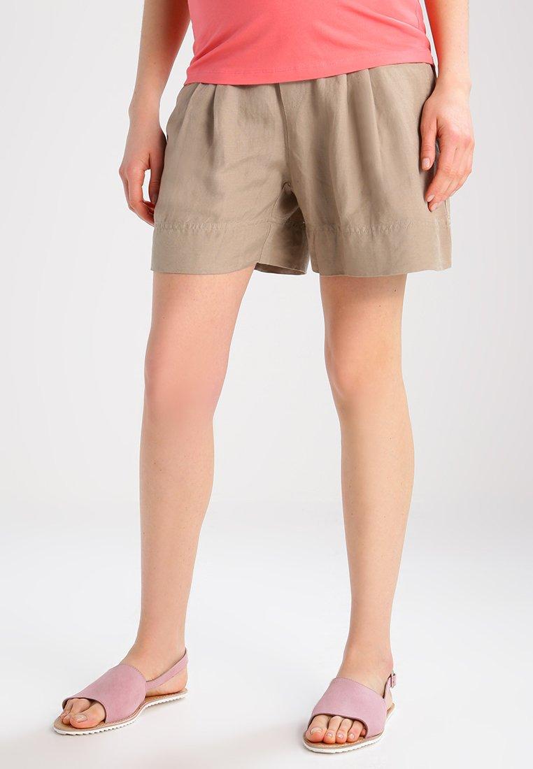 Spring Maternity - Shorts - khaki