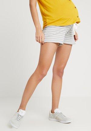 STRIPE  - Shorts - grey