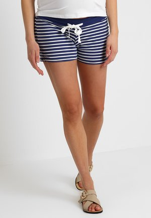 STRIPE  - Shorts - navy