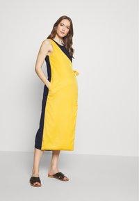 Spring Maternity - DELISE NURS - Mono - navy - 1