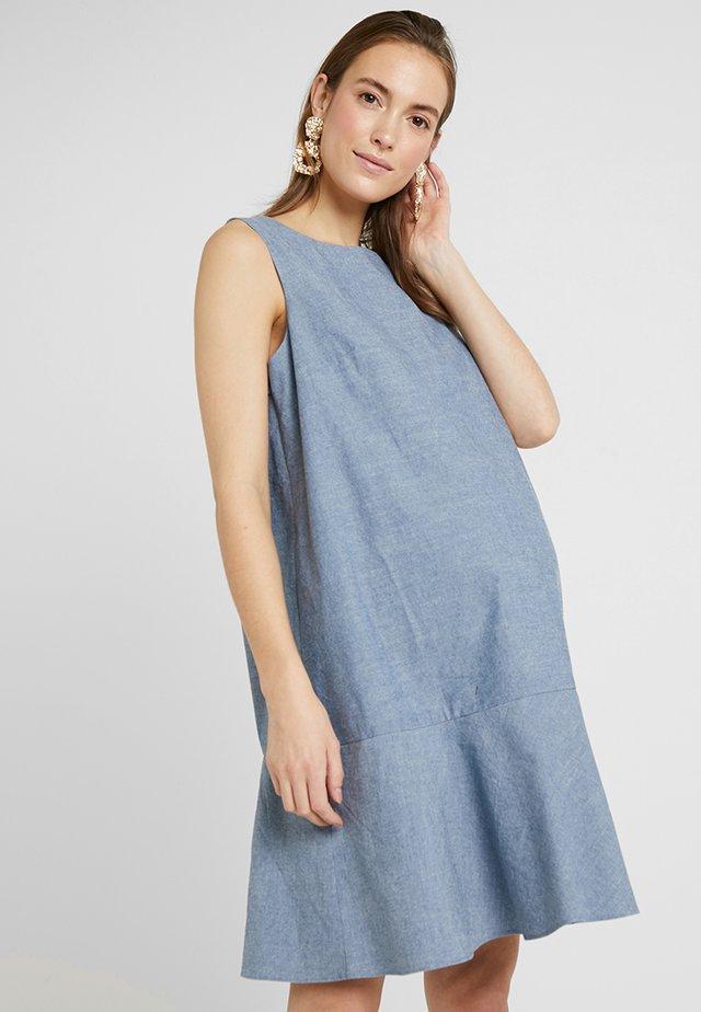 DAHLIA DRESS - Kjole - blue