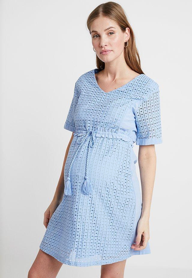 ELANIE DRESS - Day dress - blue