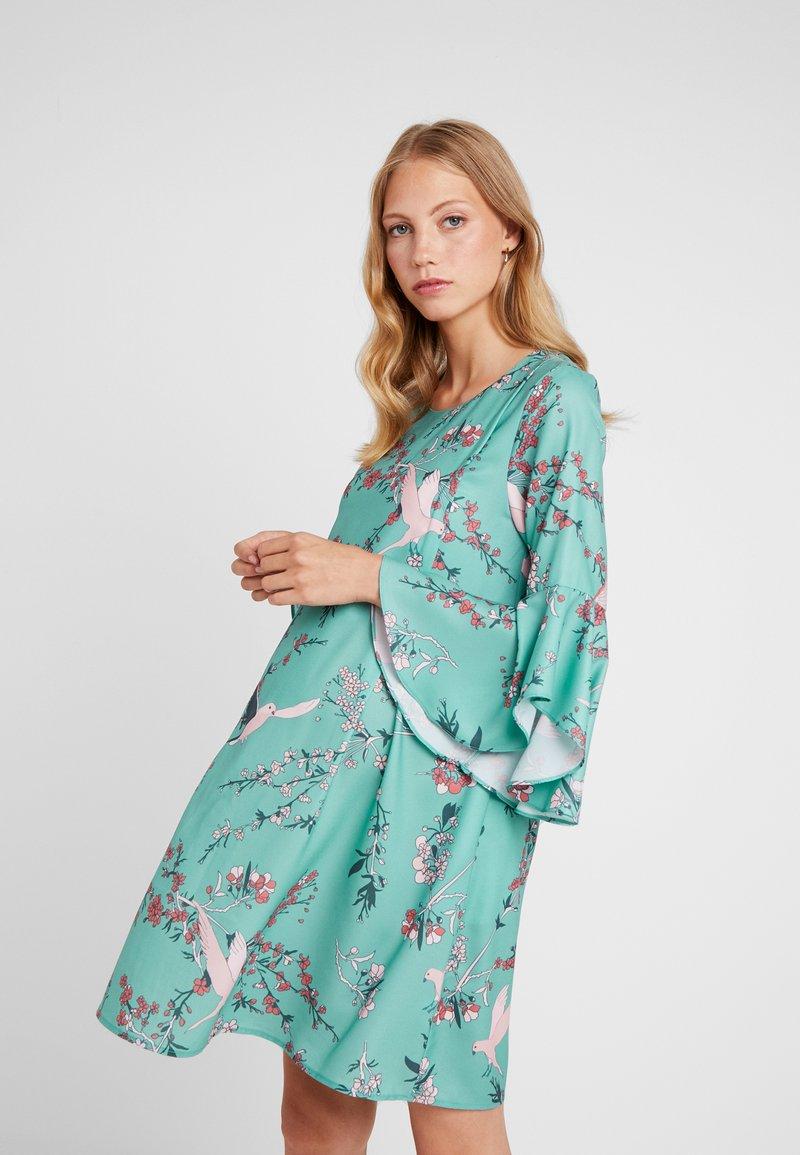 Spring Maternity - CORISANDE DRESS - Sukienka letnia - green