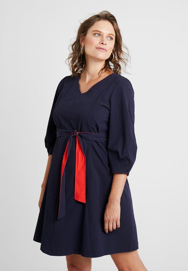 CRESSIDA DRESS - Day dress - navy