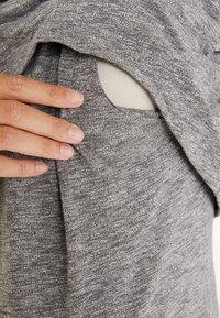 Spring Maternity - COLINE DRESS - Jerseyklänning - grey - 4