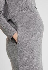 Spring Maternity - COLINE DRESS - Jerseyklänning - grey - 6