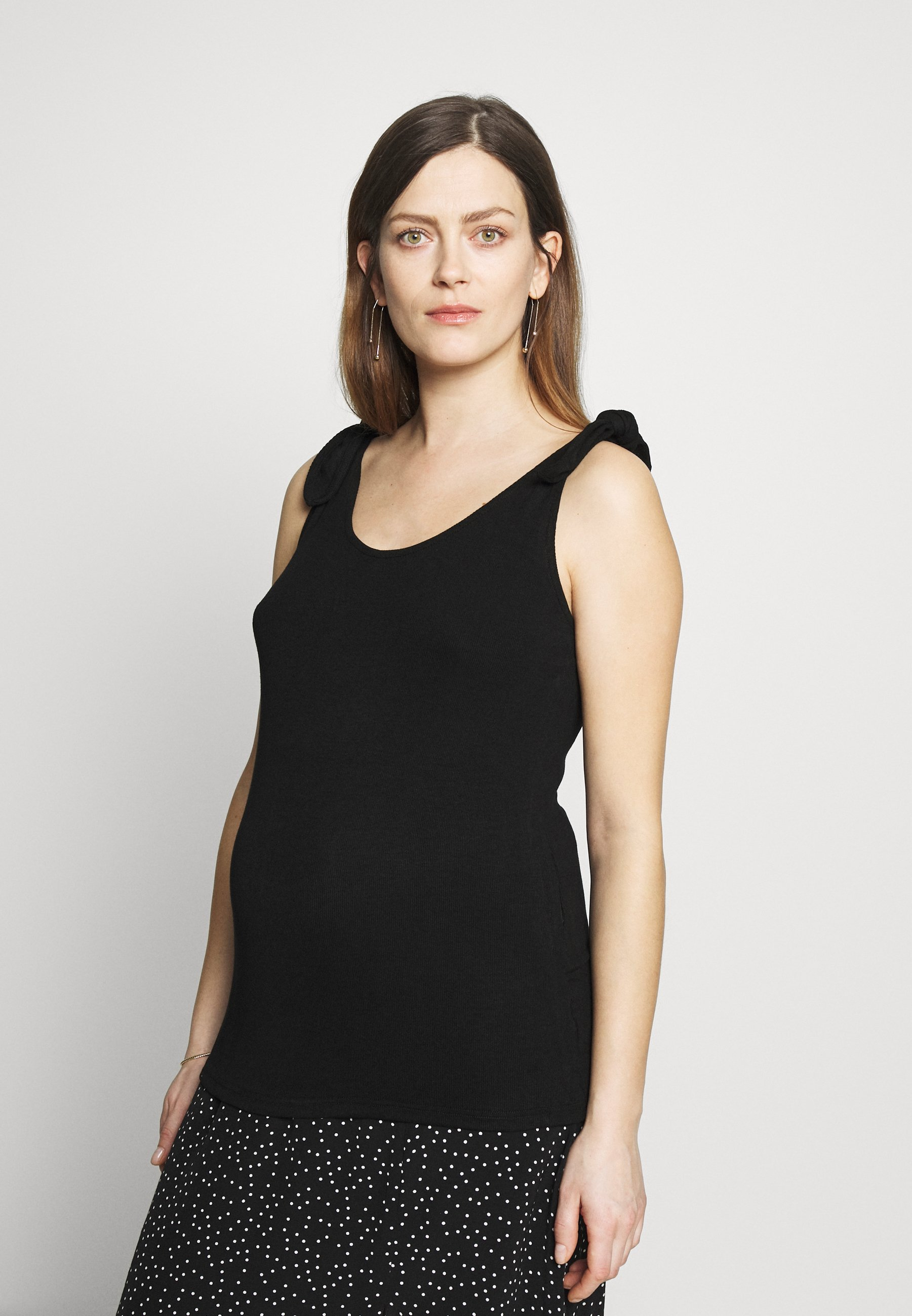 Spring Maternity DALE - Topper - black