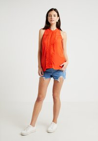 Spring Maternity - EDYTH TANGERINE - Blouse - orange - 1