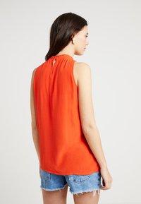 Spring Maternity - EDYTH TANGERINE - Blouse - orange - 2