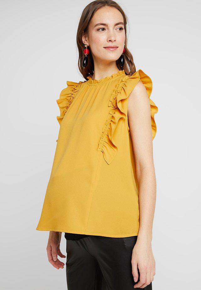 EVELINE  NURSING - Blouse - marigold