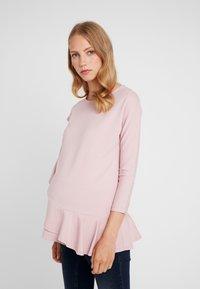 Spring Maternity - DANAE - Bluse - evening rose - 0