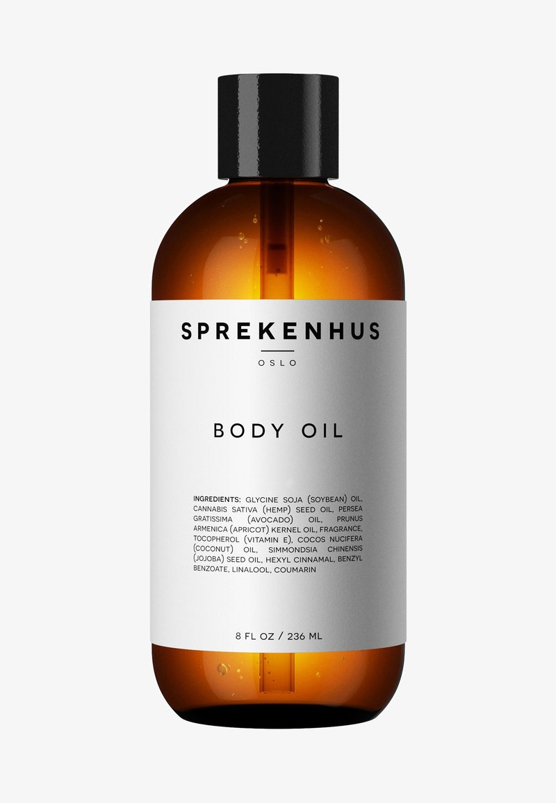 Sprekenhus - BODY OIL 236ML - Lichaamsolie - neutral