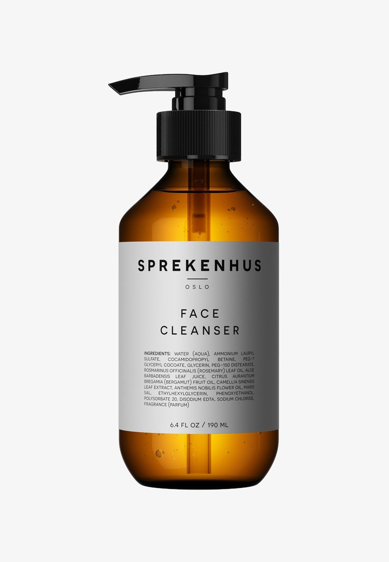 Sprekenhus - FACE CLEANSER 190ML - Gezichtsreiniger - neutral