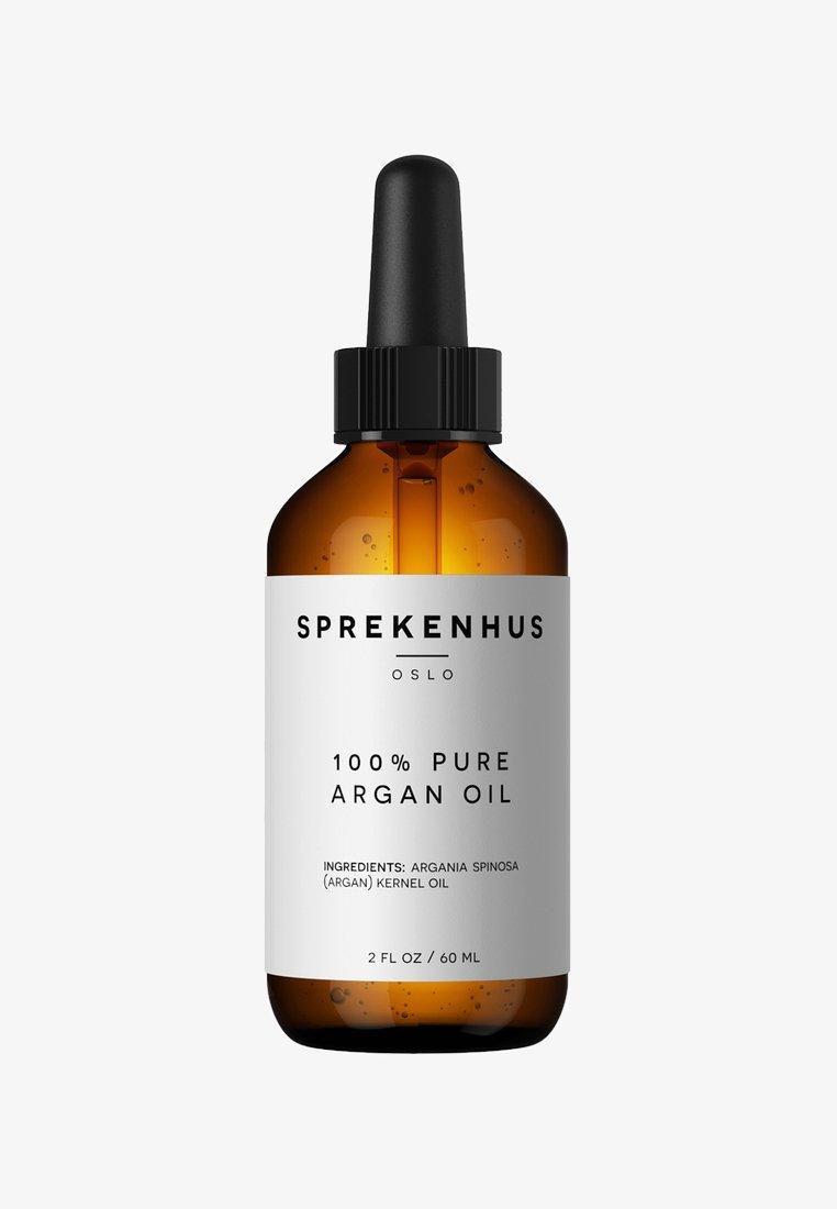 Sprekenhus - 100% PURE FACIAL ARGAN OIL 60ML - Face oil - neutral
