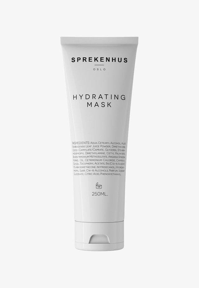 HYDRATING MASK 250ML - Haarmasker - -