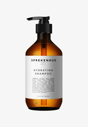 HYDRATING SHAMPOO LARGE 500ML - Shampoing - -