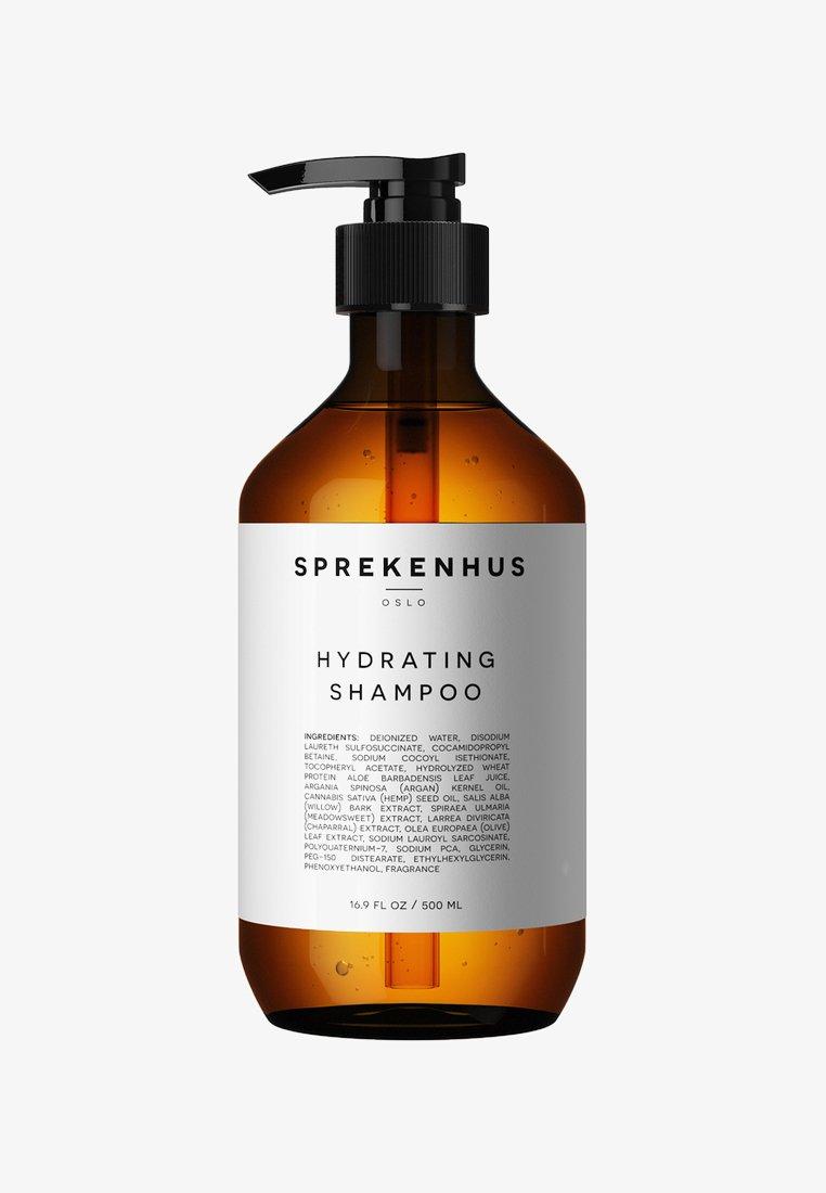 Sprekenhus - HYDRATING SHAMPOO LARGE 500ML - Shampoo - -