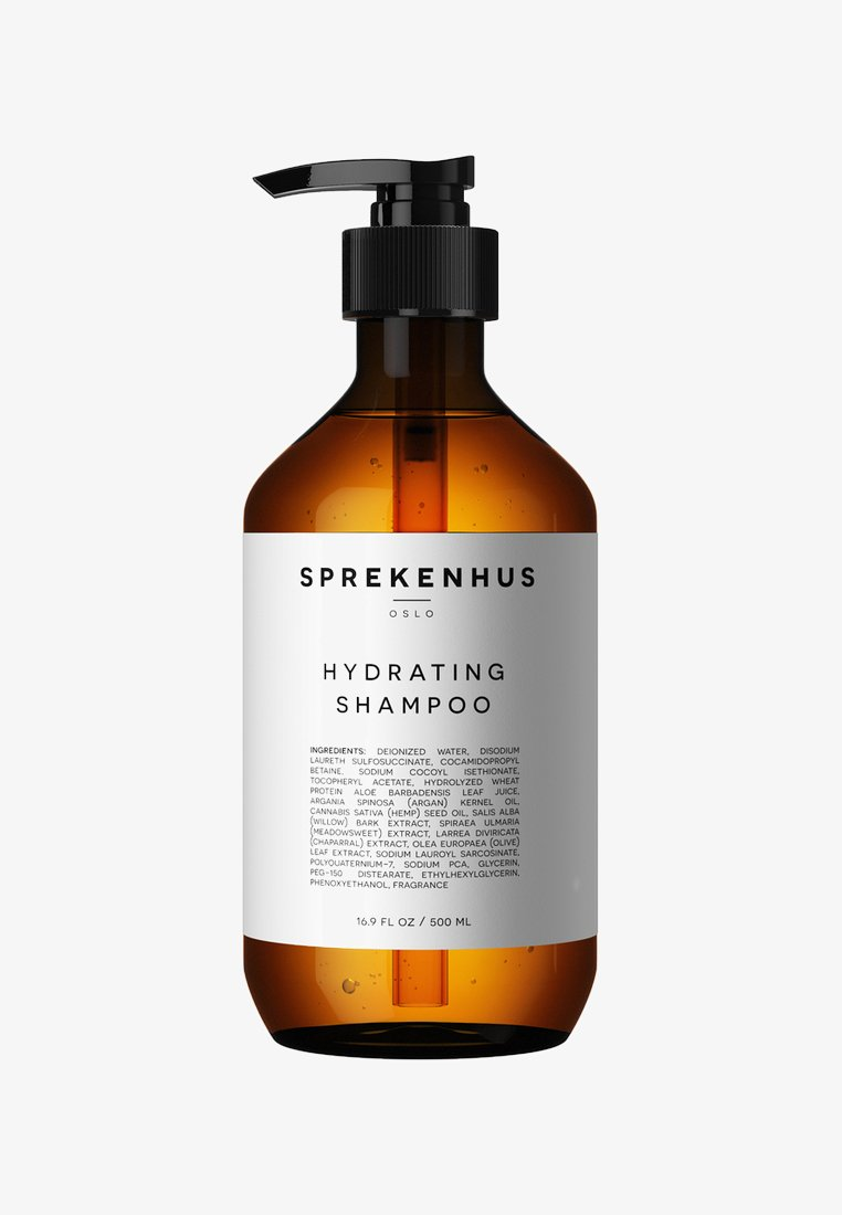Sprekenhus - HYDRATING SHAMPOO LARGE 500ML - Shampoo - -