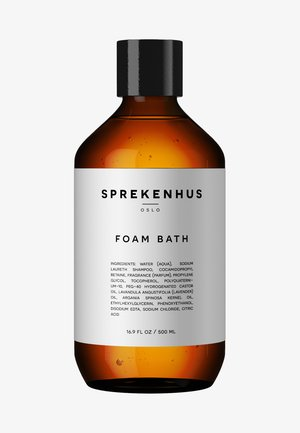 BATH FOAM 500ML - Bubble bath & soak - neutral