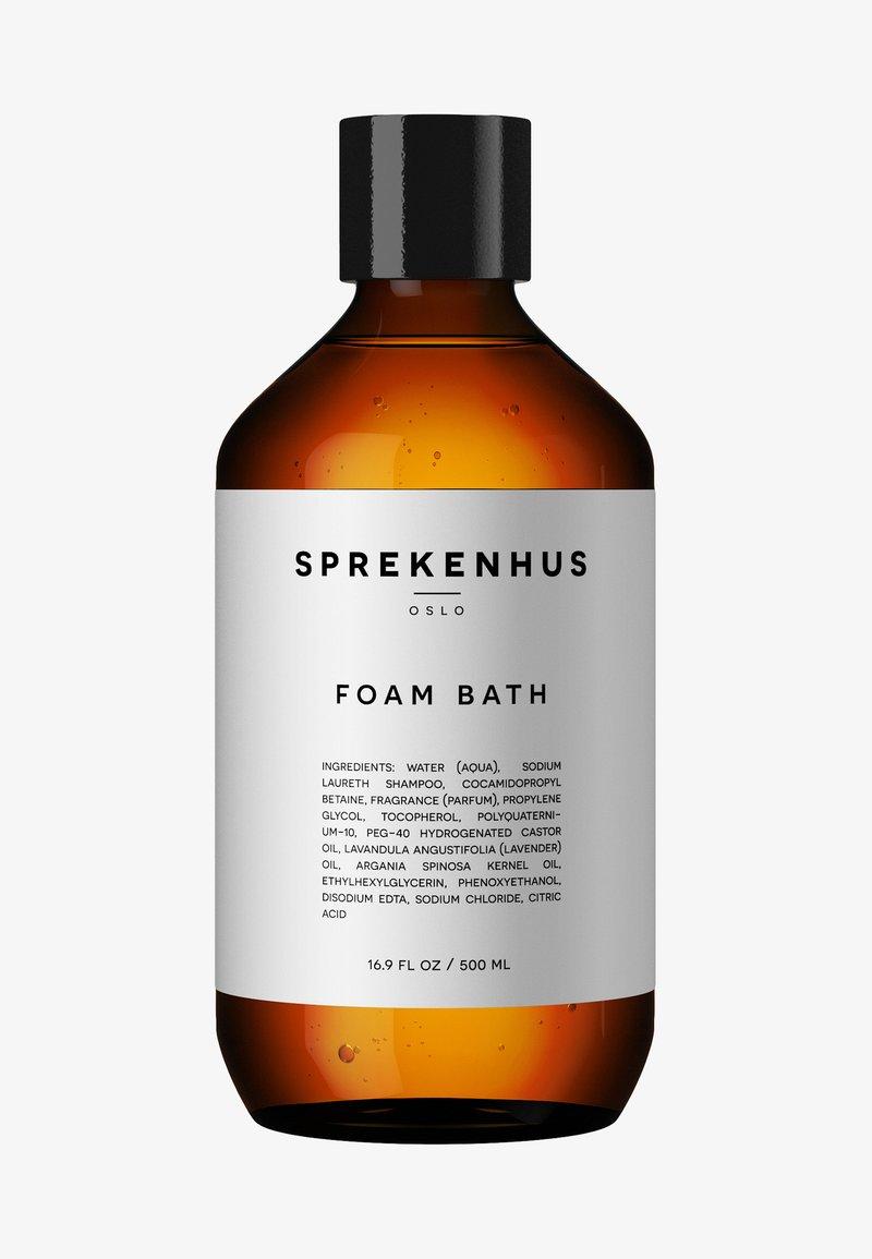 Sprekenhus - BATH FOAM 500ML - Bagnoschiuma - neutral