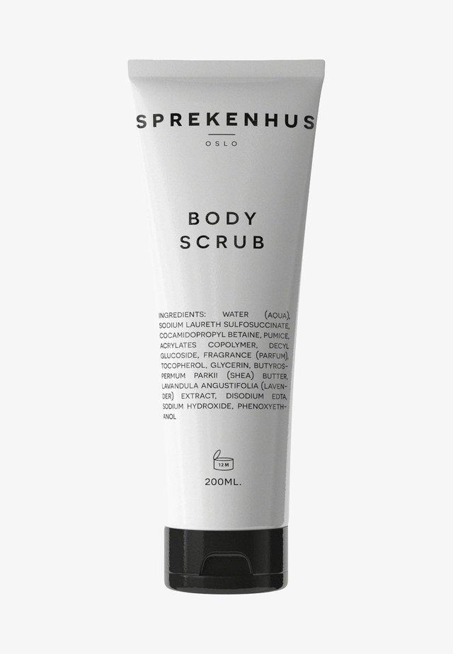 BODY SCRUB 200ML - Lichaamsscrub - neutral