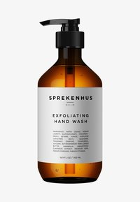 Sprekenhus - EXFOLIATING HAND WASH 500ML - Sapone liquido - neutral - 0