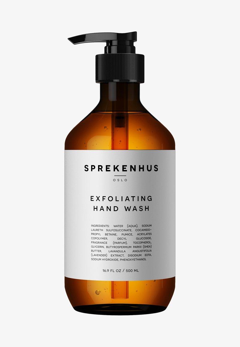 Sprekenhus - EXFOLIATING HAND WASH 500ML - Sapone liquido - neutral