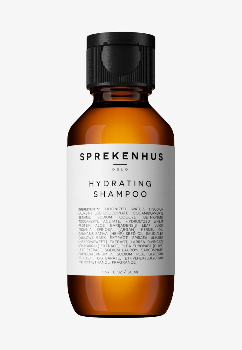 Sprekenhus - HYDRATING SHAMPOO TRAVEL SIZE 50ML - Shampoo - neutral