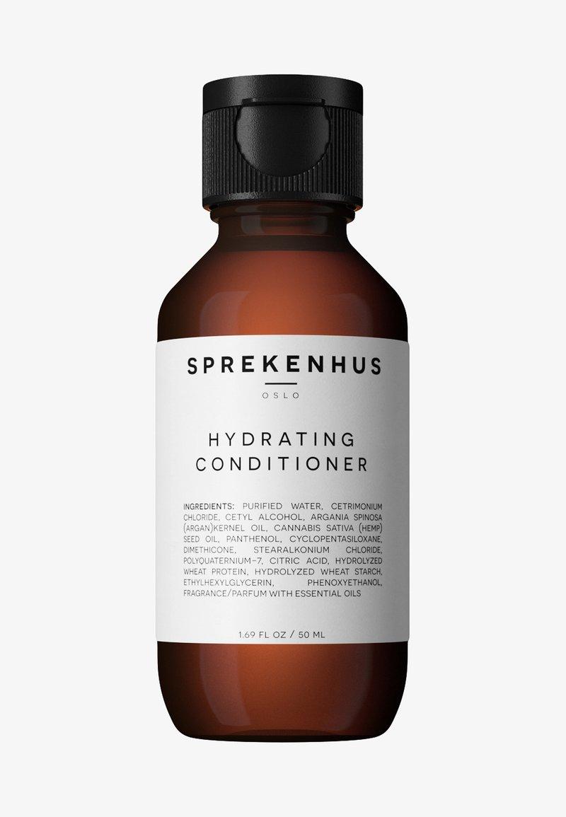 Sprekenhus - HYDRATING CONDITIONER TRAVEL SIZE 50ML - Conditioner - neutral