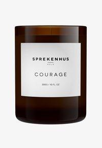 Sprekenhus - CANDLE 300G - Geurkaars - courage - 0