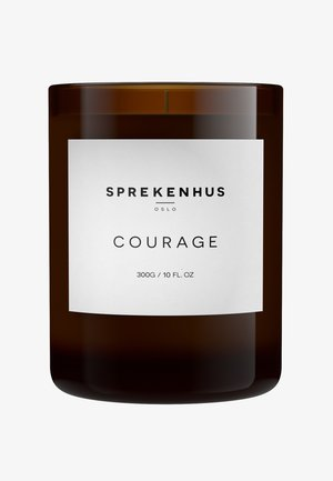 CANDLE 300G - Duftlys - courage