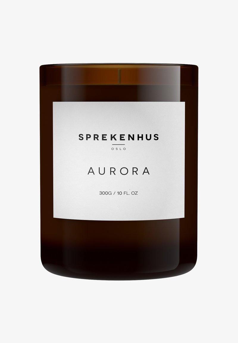 Sprekenhus - CANDLE 300G - Duftlys - aurora