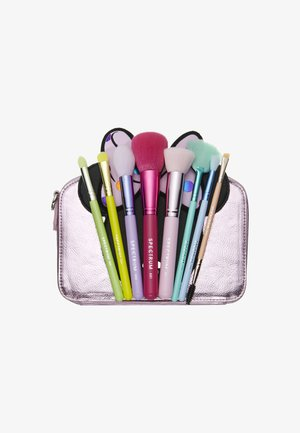 MINNIE MOUSE CAMERA BAG WITH BRUSH SET - Makeup brush set - -