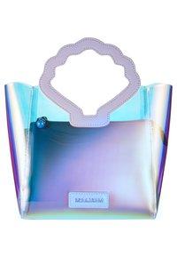 Spectrum - OCEANA SHELL MAKE UP & HANDBAG - Kosmetiktasker - turquoise - 1