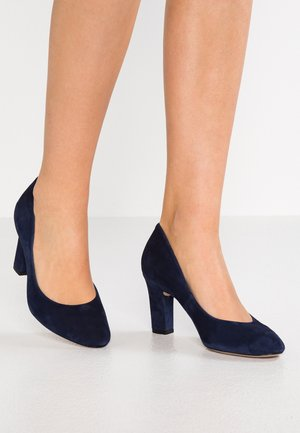 UMIS - Classic heels - ocean