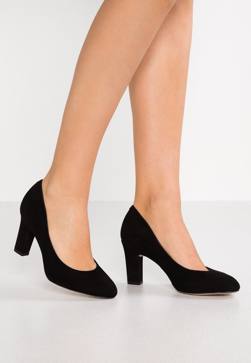 Unisa Wide Fit - UMIS - Pumps - black