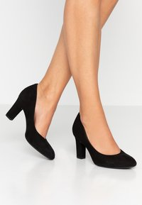 Unisa Wide Fit - Pumps - black - 0