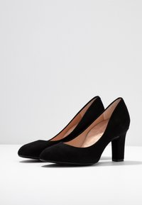 Unisa Wide Fit - Pumps - black - 4