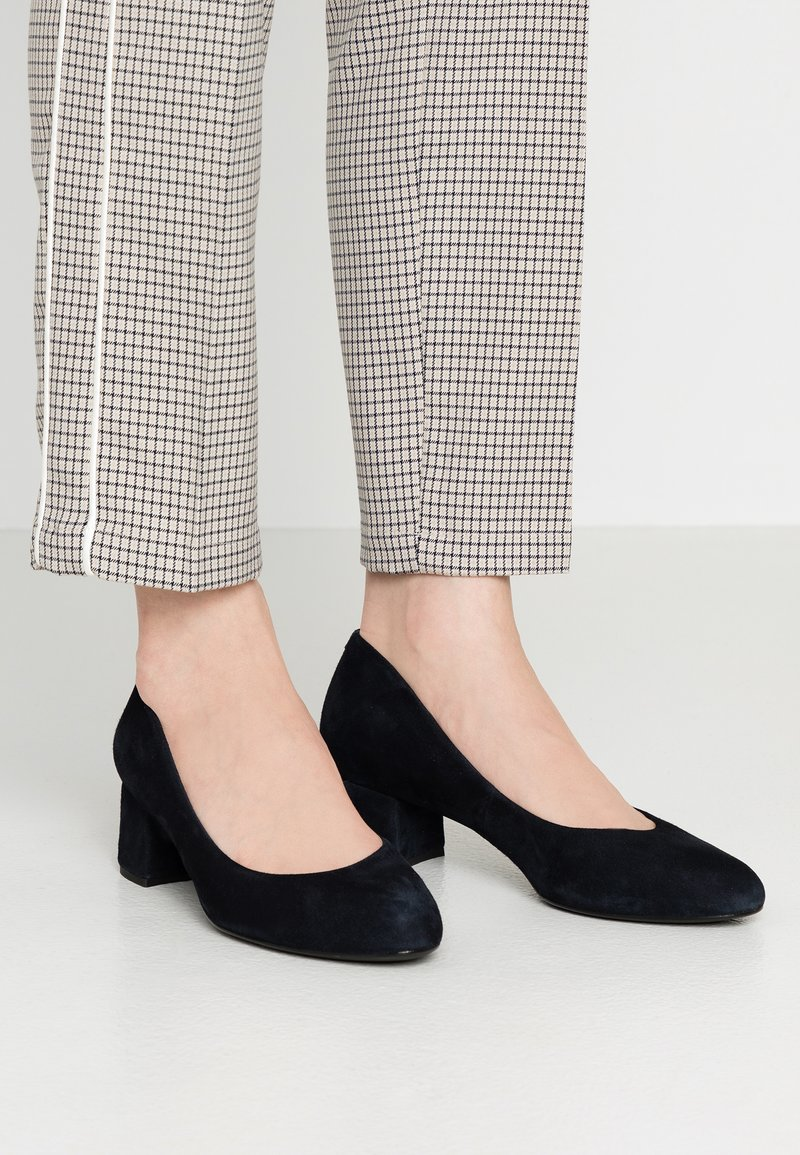 Unisa Wide Fit - Pumps - abyss