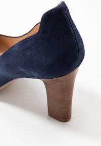 Unisa Wide Fit - ULISA WIDE FIT - Classic heels - ocean - 2