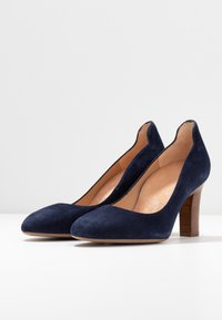 Unisa Wide Fit - ULISA WIDE FIT - Pumps - ocean - 4
