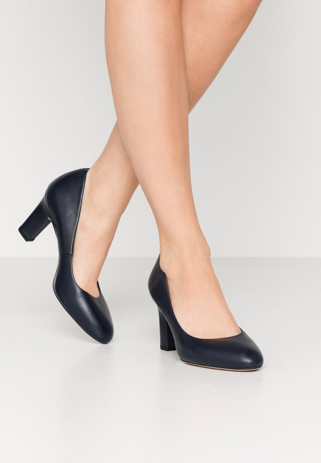 UMIS WIDE FIT  - Classic heels - oceany