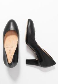Unisa Wide Fit - UMIS WIDE FIT  - Classic heels - black - 3