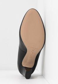 Unisa Wide Fit - UMIS WIDE FIT  - Classic heels - black - 6
