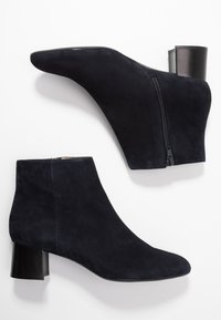 Unisa Wide Fit - Ankle Boot - abyss - 3