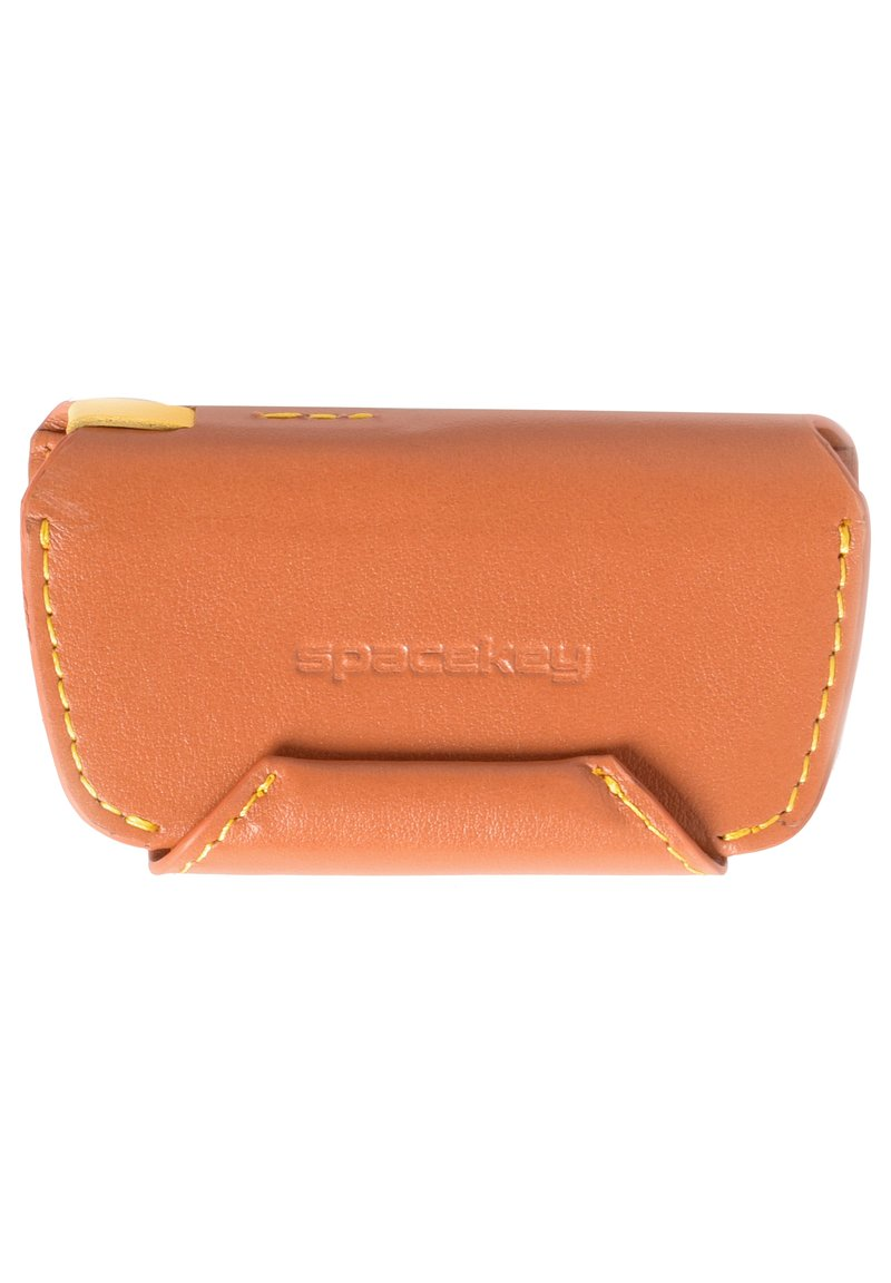 SPACE WALLET - MINI GELDBÖRSE SK-COGNACSMALL - Key holder - braun
