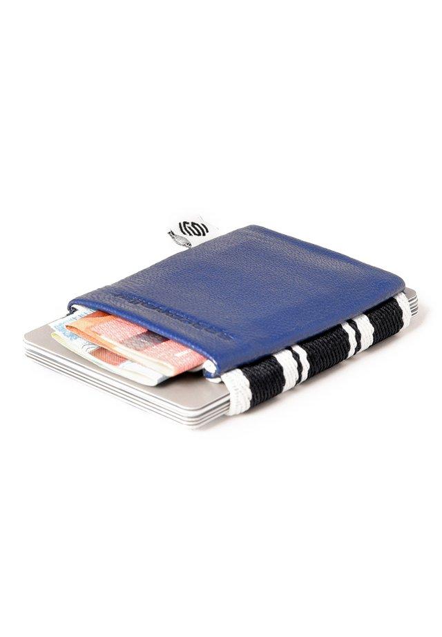 Wallet - blau/blau-weiß