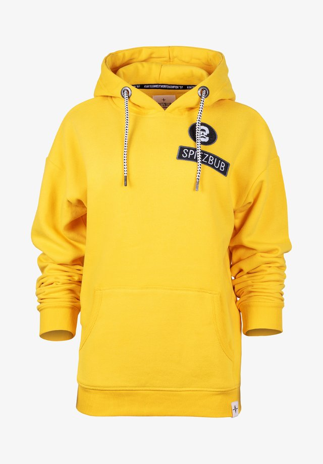 ELSA-KÄTHE - Hoodie - yellow